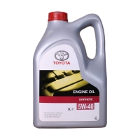 TOYOTA Engine Oil 5W40 SM/CF, 5л 08880-80375GO