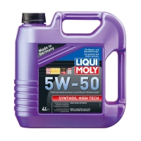 LIQUI MOLY Synthoil High Tech 5W50, 4л 9067