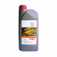 TOYOTA Engine Oil 5W30 SL CF-4, 1л 08880-80846