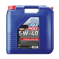 LIQUI MOLY Synthoil High Tech 5W40, 20л 1308