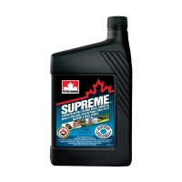 PETRO-CANADA 2-Cycle Supreme Synthetic Blend 2-STRK SML, 1л TWOSTRC12
