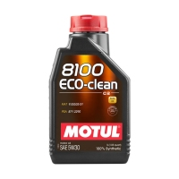 MOTUL 8100 Eco-Clean 5W30, 1л 101542